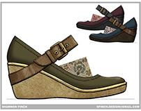 Footwear Design - Casual & Comfort