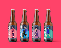 Beer of Legends - beer design