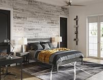 M Residence | Kids bedrooms