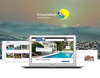 Empuria Rent webside