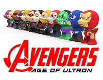 [FAN ART] Avengers : AOG X Quack