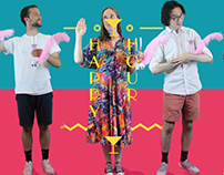 Flirting Goblets: Visual Design For Promotion Video
