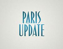 Paris Update