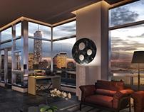 Soho Hotel Condominium - SFA Design