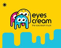 Eyes Cream Truck // Branding