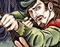Robin Hood videogame