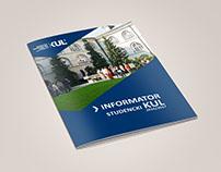 Student brochure project