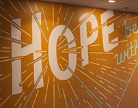 Mission Possible Café Wall Mural