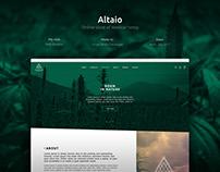 Altaio - Online store of medical hemp
