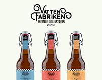 Vattenfabriken | Branding