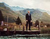 My Switzerland | Photography by Per Kasch
