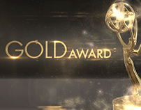 gold award title sequence