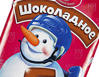 Design of the identity of the ice cream