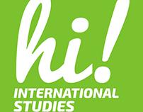 Hi! International Studies - Piezas Promo Facebook