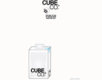 CUBE Co. accessory packaging