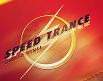 Speed Trance - cover and wallpaper