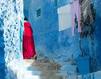 Blue Medina
