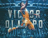NBA Art | Victor Oladipo