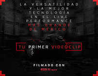 CANON - TU PRIMER VIDEO