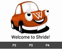 Shride (Ride-Share Application)