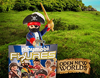 Open new Worlds - Playmobil