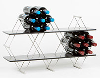 Vintess 35 wine rack
