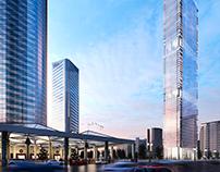 Proyecto Torre Astana