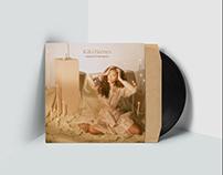 Kiki Barnes, Sirens to the Moon Album Art