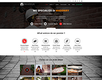 Chimcare Website Redesign