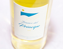 Bianco del Principe - Wine Label