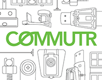 Commutr branding