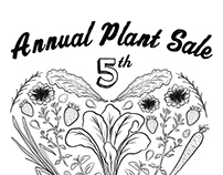 Edible Schoolyard Plant Sale 2018