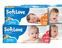 SoftLove Diapers