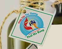 Logo SVCG Thái Hà