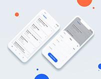 Redesign of indeed app