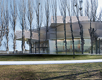 House of Hungarian Music Architecture Competition