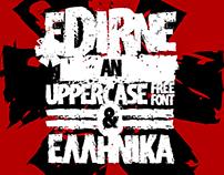 Edirne // Free Font