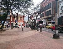 Sem.Bogotá Ciudad Abierta 2015-2 Recorrido cruces