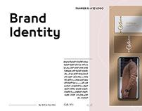 logo & Identity For Thawieb El'aiz