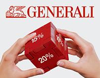 Szczęścian Generali – bundle of print materials