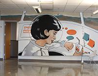 Airtime Mural