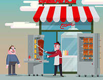 Bodofood Commercial Animation