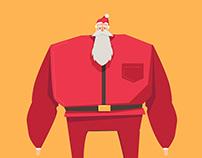Santa Claus Character Sheet