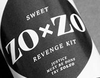zołzo / revenge kit / 2017
