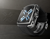 X Concept Watch