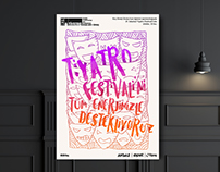 KOÇ Enerji Grubu - İKSV Tiyatro Festivali - İlan