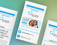 Smile Center: Responsive Design Website