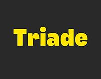 Triade | Retail Typeface