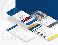De-Eye App UX, UI design (IOS, Android)