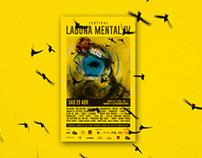 Diseño & Branding para Festival Laguna Mental IV